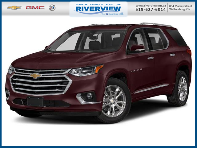 2021 Chevrolet Traverse High Country (Stk: 21272) in WALLACEBURG - Image 1 of 9