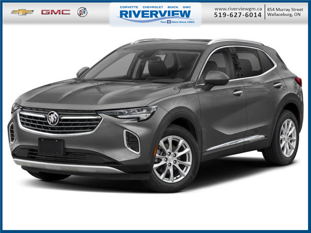 2021 Buick Envision Avenir (Stk: 21293) in WALLACEBURG - Image 1 of 9