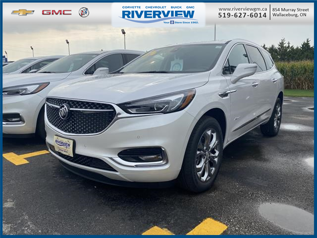 2021 Buick Enclave Avenir (Stk: 21302) in WALLACEBURG - Image 1 of 16