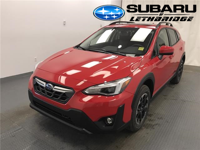 2021 Subaru Crosstrek Sport (Stk: 219522) in Lethbridge - Image 1 of 27