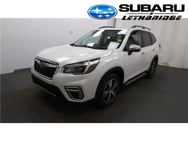 2021 Subaru Forester Premier (Stk: 224147) in Lethbridge - Image 1 of 32