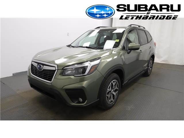 2021 Subaru Forester Convenience (Stk: 224149) in Lethbridge - Image 1 of 27