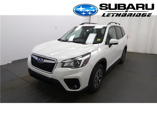 2020 Subaru Forester Touring JF2SKEJC7LH499573 214287 in Lethbridge