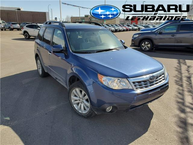 2011 Subaru Forester 2.5 X Touring Package (Stk: 115677) in Lethbridge - Image 1 of 5