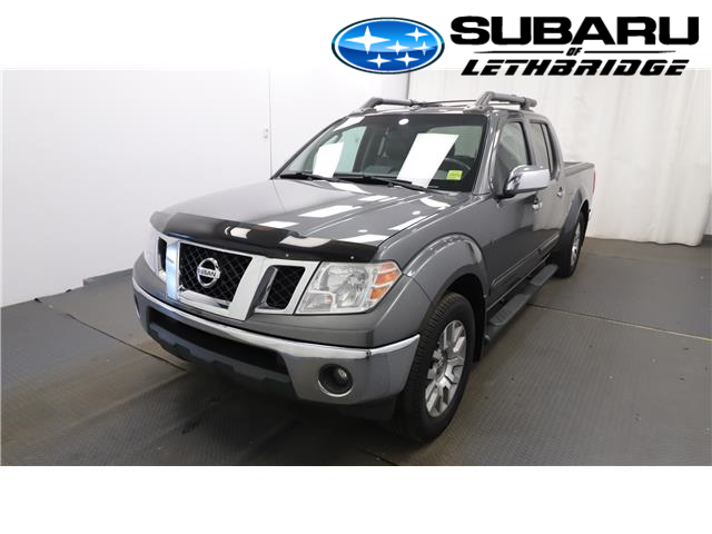 2009 Nissan Frontier  1N6AD09W59C426579 226377 in Lethbridge
