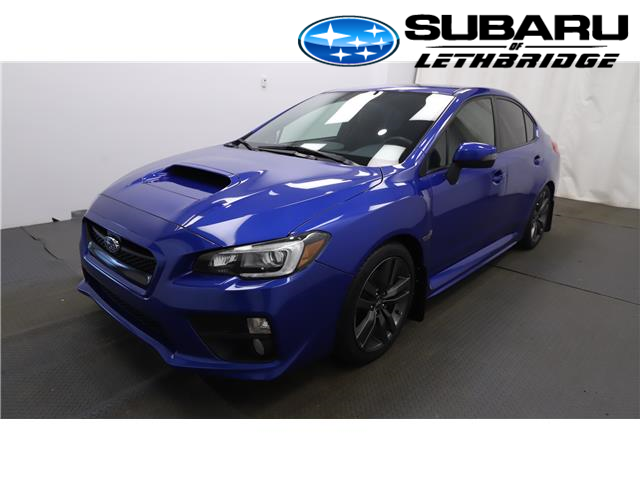 2016 Subaru WRX Sport-tech Package (Stk: 162558) in Lethbridge - Image 1 of 26