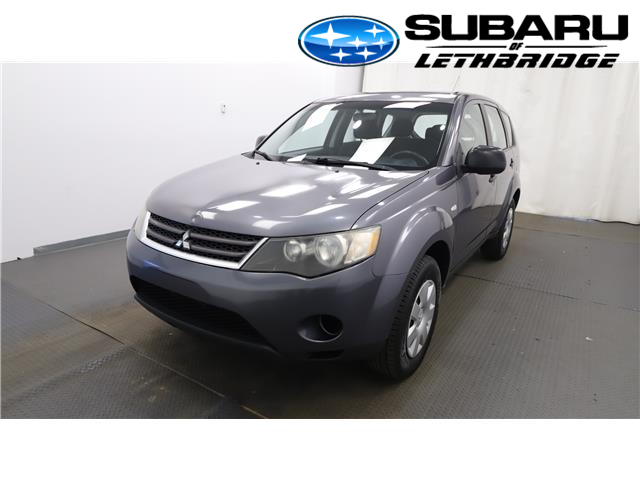 2007 Mitsubishi Outlander LS JA4MS31X47Z601632 226665 in Lethbridge
