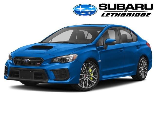 2021 Subaru WRX STI Sport-tech w/Lip (Stk: 226086) in Lethbridge - Image 1 of 9