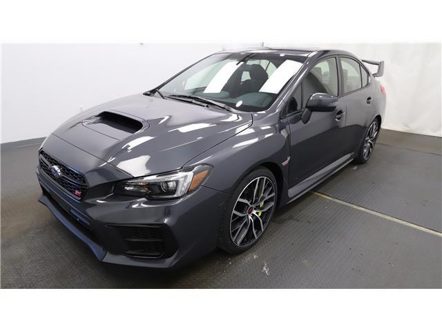 2021 Subaru WRX STI Sport-tech w/Wing (Stk: 226912) in Lethbridge - Image 1 of 27