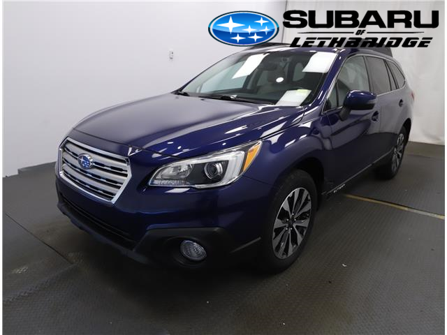 2017 Subaru Outback 2.5i Limited 4S4BSCNC0H3430480 183126 in Lethbridge