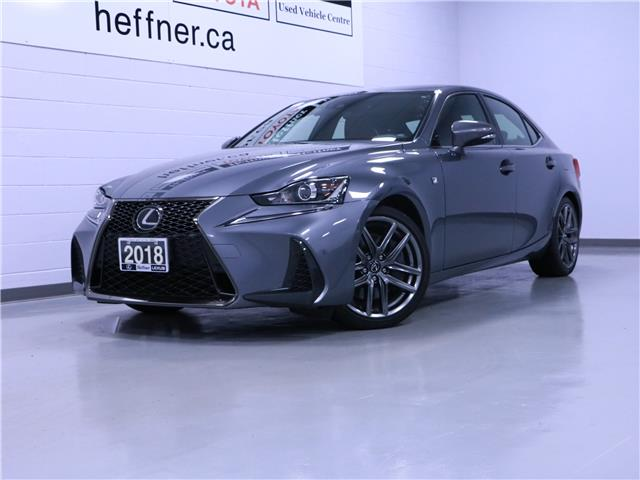 2018 Lexus IS 300 Base (Stk: 207245) in Kitchener - Image 1 of 23