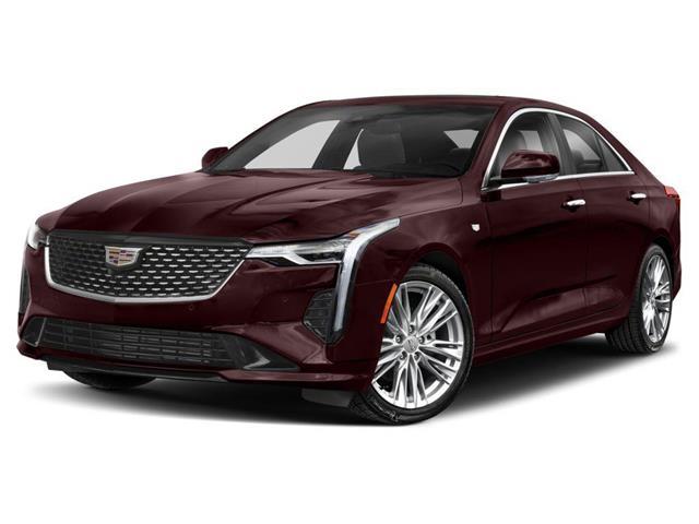 2021 Cadillac CT4 Premium Luxury (Stk: 21-1107) in Kelowna - Image 1 of 9