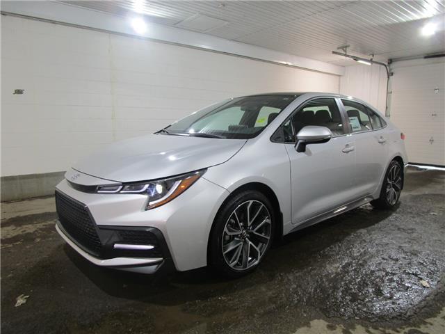 2021 Toyota Corolla SE (Stk: 211037) in Regina - Image 1 of 27