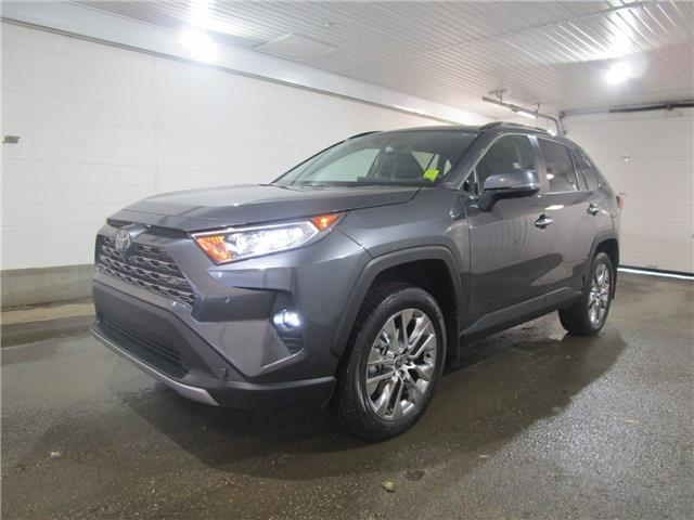 2021 Toyota RAV4 Limited (Stk: 213368) in Regina - Image 1 of 26