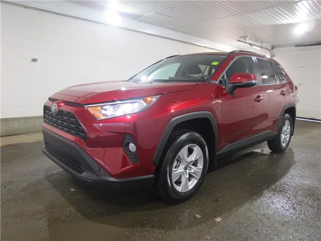 2021 Toyota RAV4 XLE (Stk: 213389) in Regina - Image 1 of 24