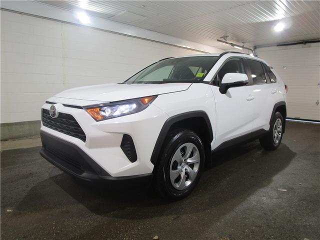 2021 Toyota RAV4 LE (Stk: 213396) in Regina - Image 1 of 24