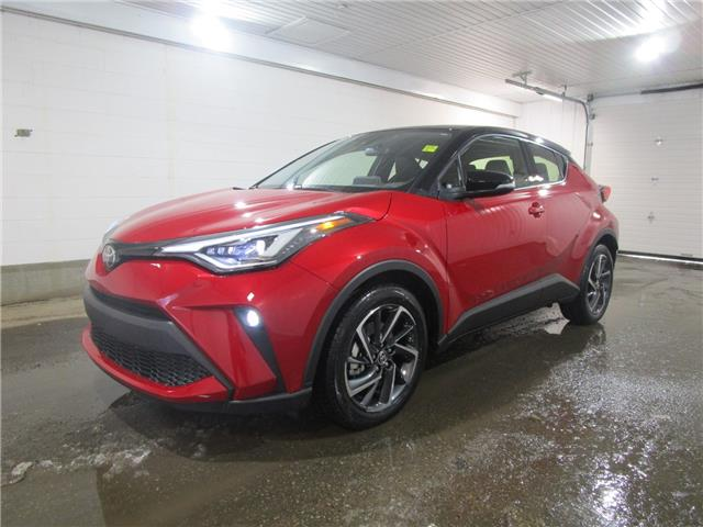 2021 Toyota C-HR Limited (Stk: 213393) in Regina - Image 1 of 25