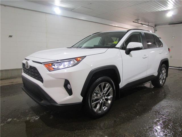 2021 Toyota RAV4 XLE (Stk: 213381) in Regina - Image 1 of 25