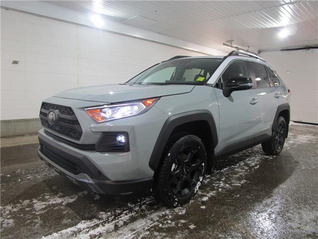 2021 Toyota RAV4 Trail (Stk: 213380) in Regina - Image 1 of 25
