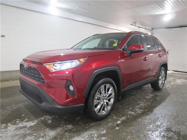 2021 Toyota RAV4 XLE (Stk: 213382) in Regina - Image 1 of 25