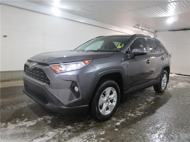 2021 Toyota RAV4 XLE (Stk: 213395) in Regina - Image 1 of 25