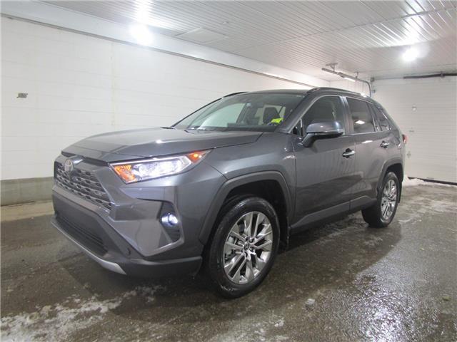 2021 Toyota RAV4 Limited (Stk: 213366) in Regina - Image 1 of 25