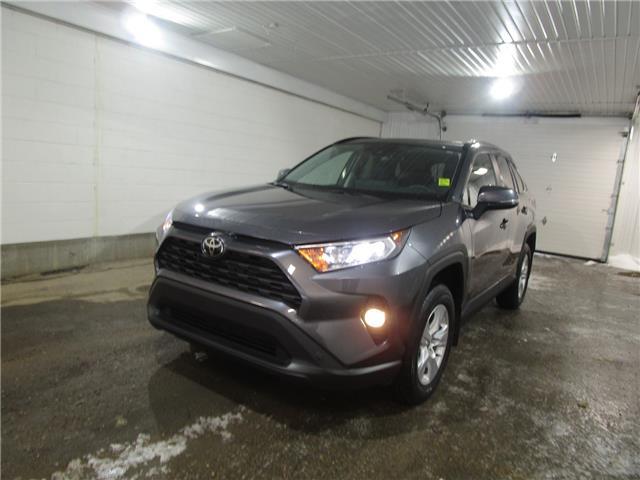 2021 Toyota RAV4 XLE (Stk: 213410) in Regina - Image 1 of 34
