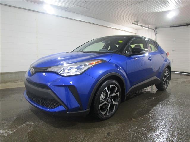 2021 Toyota C-HR XLE Premium (Stk: 213394) in Regina - Image 1 of 25