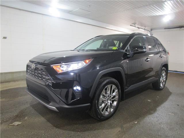 2021 Toyota RAV4 Limited (Stk: 213418) in Regina - Image 1 of 25