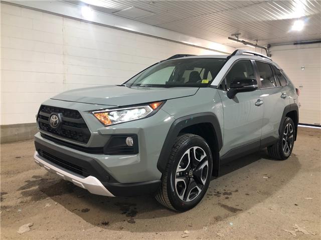 2021 Toyota RAV4 Trail (Stk: 213474) in Regina - Image 1 of 18