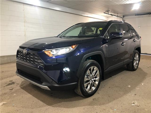 2021 Toyota RAV4 Limited (Stk: 213480) in Regina - Image 1 of 23