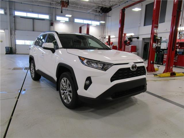 2021 Toyota RAV4 XLE (Stk: 219036) in Moose Jaw - Image 1 of 32