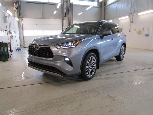 2021 Toyota Highlander Limited (Stk: 219082) in Moose Jaw - Image 1 of 22