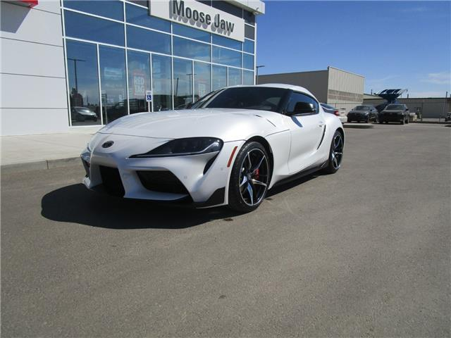 2021 Toyota GR Supra 3.0 Premium (Stk: 218017) in Moose Jaw - Image 1 of 19