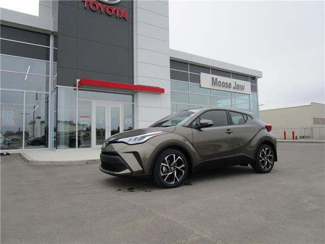 2021 Toyota C-HR XLE Premium (Stk: 219110) in Moose Jaw - Image 1 of 33