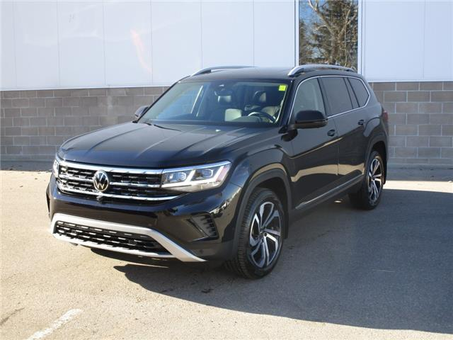 2021 Volkswagen Atlas 3.6 FSI Execline (Stk: 210054) in Regina - Image 1 of 47