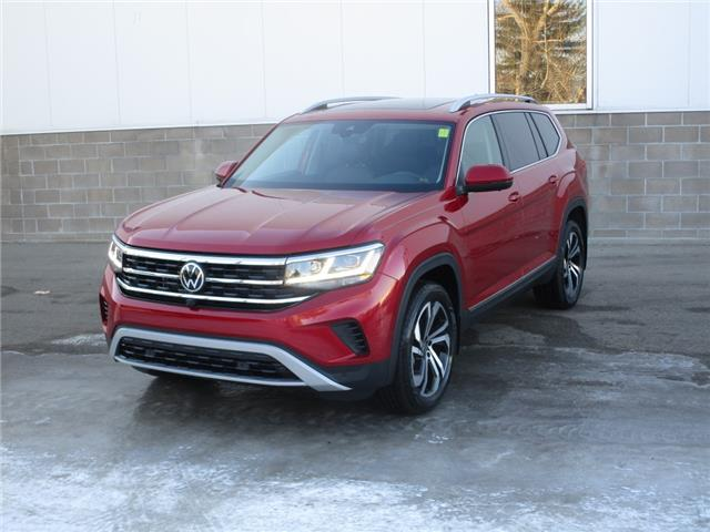 2021 Volkswagen Atlas 3.6 FSI Execline (Stk: 210053) in Regina - Image 1 of 47