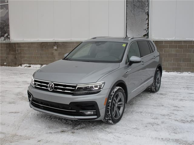 2021 Volkswagen Tiguan Highline (Stk: 210129) in Regina - Image 1 of 49