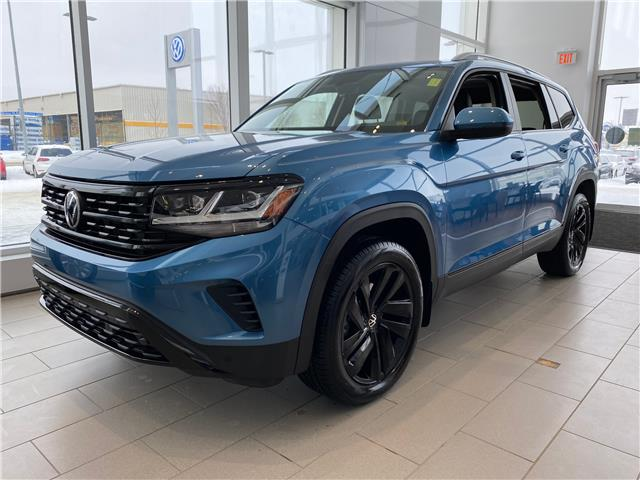 2021 Volkswagen Atlas 3.6 FSI Highline (Stk: 210046) in Regina - Image 1 of 42
