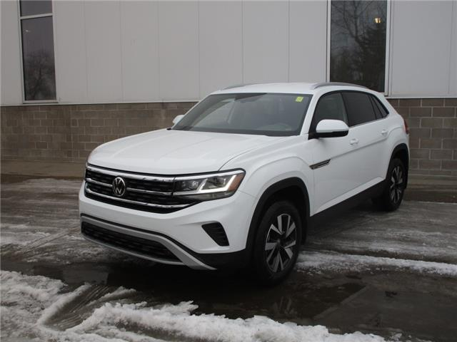 2021 Volkswagen Atlas Cross Sport 3.6 FSI Comfortline (Stk: 210273) in Regina - Image 1 of 41