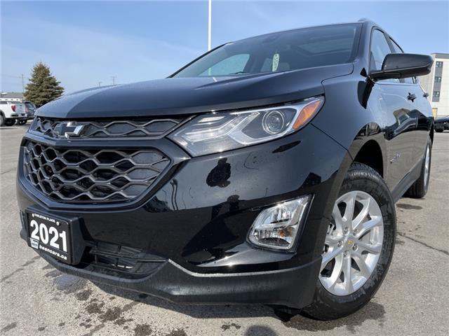 2021 Chevrolet Equinox LT (Stk: 35119) in Carleton Place - Image 1 of 24
