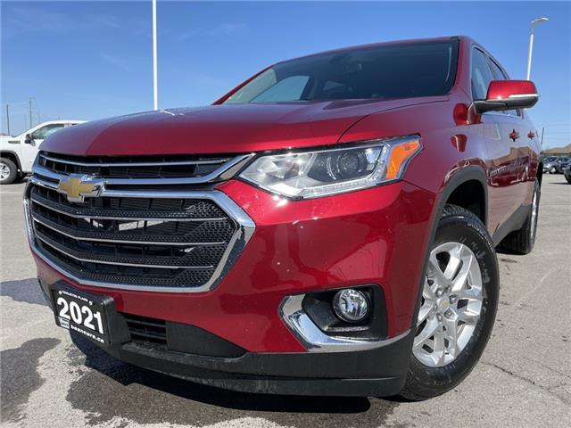 2021 Chevrolet Traverse LT Cloth (Stk: 29372) in Carleton Place - Image 1 of 22