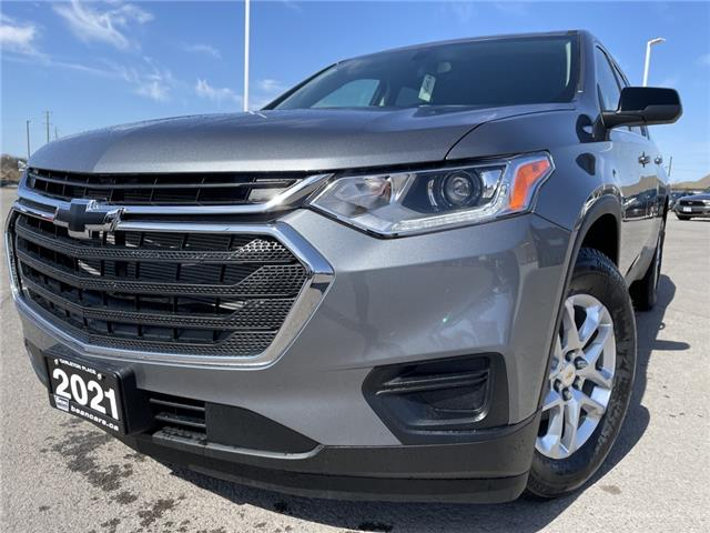 2021 Chevrolet Traverse LS (Stk: 54081) in Carleton Place - Image 1 of 24