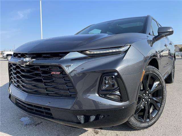 2021 Chevrolet Blazer RS (Stk: 50243) in Carleton Place - Image 1 of 25
