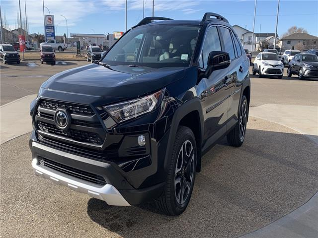2021 Toyota RAV4 Trail (Stk: J15763) in Medicine Hat - Image 1 of 23