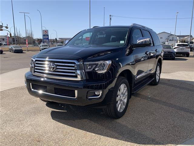 2021 Toyota Sequoia Platinum (Stk: DY4309) in Medicine Hat - Image 1 of 30
