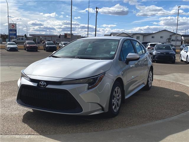 2021 Toyota Corolla LE (Stk: BP8935) in Medicine Hat - Image 1 of 20