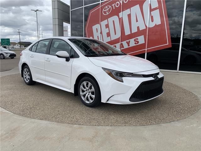2021 Toyota Corolla LE (Stk: BP7775) in Medicine Hat - Image 1 of 16