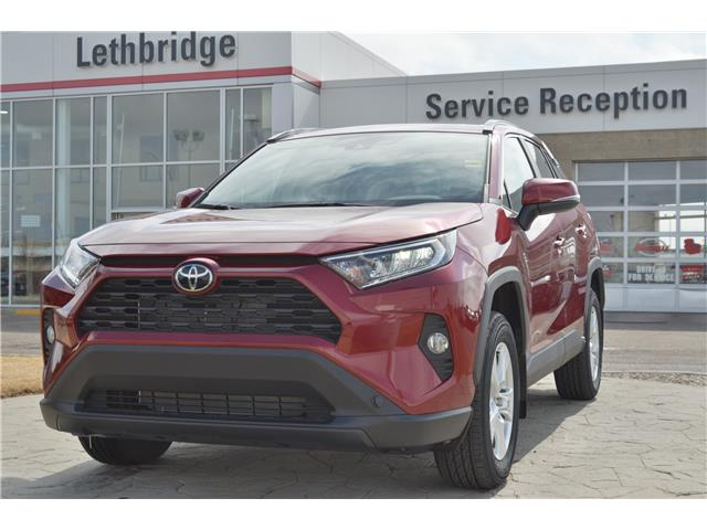2021 Toyota RAV4 XLE (Stk: 1RA6471) in Lethbridge - Image 1 of 25