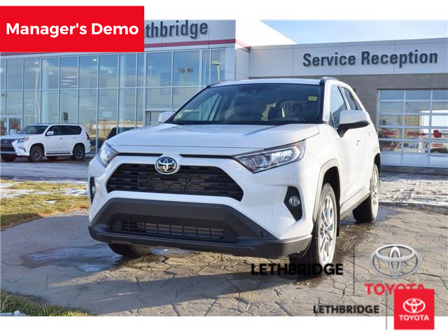 2021 Toyota RAV4 XLE (Stk: 1RA5318) in Lethbridge - Image 1 of 29
